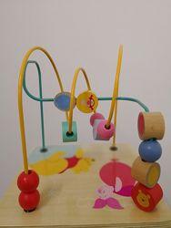 Игрушка серпантинка Disney