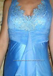 Платье новое нарядное выпускное вечернее р. 44
