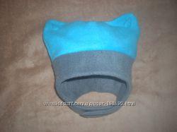 Шапка-шлем с ушками новая. Разные расцветки