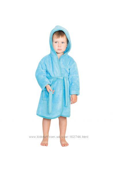 Красивые детские халаты Wiktoria в наличии качество люкс