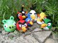 птицы Angry Birds ручная работа