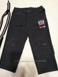 Модные оригинальные джинсы D&G, р. 18-24М