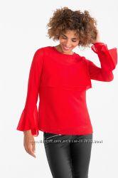 Женские блузки, рубашки с немецкого сайта C&A, есть большие р-ры