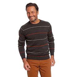 Очень красивые, модные пуловеры в полоску с C&A, большой выбор