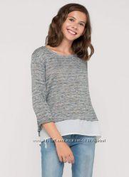 Модные тонкие вязаные кофточки для девчонок с сайта C&A, распродажа