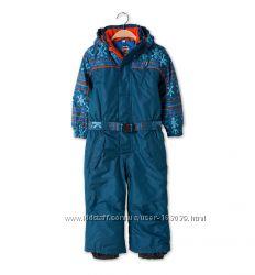 Отличный лыжный комбинезон для мальчиков с C&A, суперкачество, размер 92