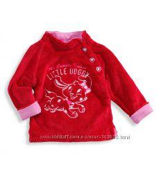 Тепленькая меховушка для малышек с C&A, размеры 80, 86