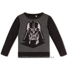 Хлопковый свитер Star Wars - качество по распродаже, р-р 128