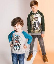 Теплые свитера, толстовки и флиски из Германии с сайта C&A, распродажа
