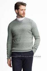 Хлопковый свитерок с немецкого сайта C&A, р-ры M, L