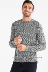 Хлопковый легкий свитерок из Германии с сайта C&A, р-ры XL, 2XL