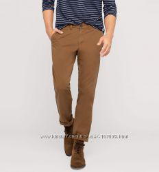 Коттоновые штаны с немецкого сайта C&A, р-р 34-34