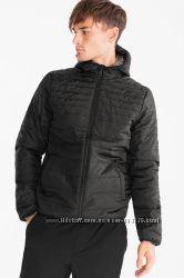 Черная стеганая демикуртка с немецкого сайта C&A, р-ры M, XL, 2XL