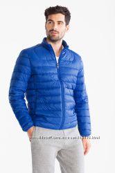 Легенькая пуховая демисезонная курточка с немецкого сайта C&A, р-ры M, L