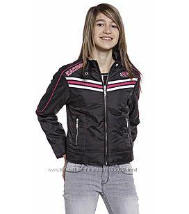 Байкер-куртка для девушек с C&A, стильная, практичная, размер М