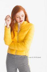 Модная демисезонная немецкая куртка без капюшона с сайта C&A, р-ры XS, S