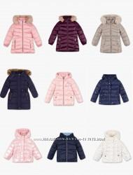 Фирменные утепленные демисезонные куртки для девочек из Германии в наличии