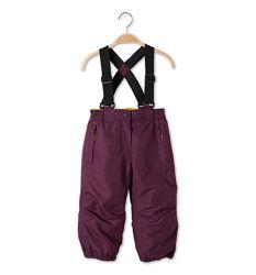 Теплые лыжные штаны для деток унисекс с немецкого сайта C&A, размер 98