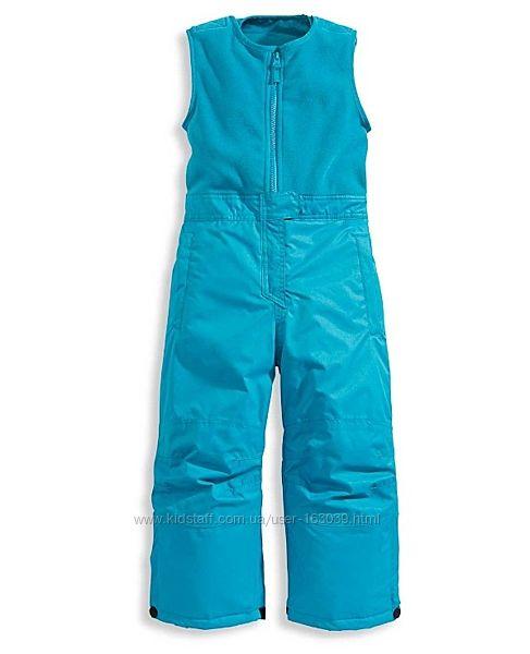 Голубой лыжный полукомбез для деток с C&A, размер 92