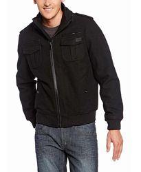 Теплая шерстяная куртка для мужчин с C&A, размер М