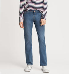 Светлые джинсы немецкого производства с сайта C&A, р-ры 152, 158, 164