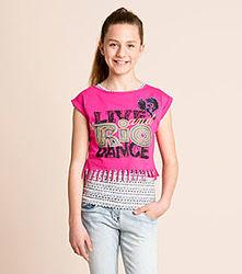 Летний набор майка и топ в отличном состоянии для девочки 9-12 лет