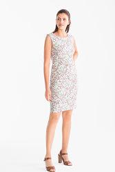 Стильное фирменное платье из хлопка с немецкого сайта C&A в наличии, р-р S