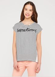 Оригинальная футболка для девочек из Германии с сайта C&А, р-р 134-140