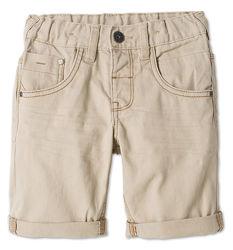 Бежевые джинсовые шорты с немецкого сайта C&A, р-ры 104, 110, 116, 122, 128