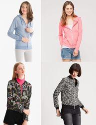 Фирменные женские толстовки, свитшоты и худи с сайта C&A в наличии, выбор