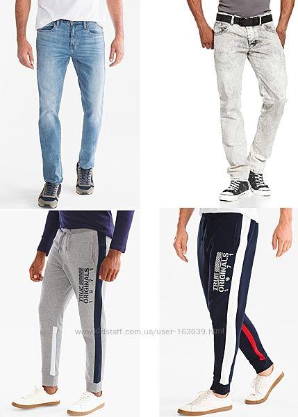 Джинсы, брюки и штаны из Германии с сайта C&A, разные размеры