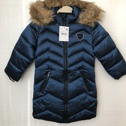 Очаровательная удлиненная деми курточка из Германии с C&A, р-р 98, 104, 110