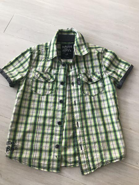 Тениска для мальчика р. 110