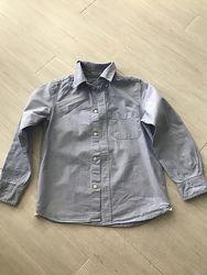 Продам рубашку H&M р. 122-128