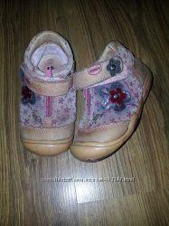 ботиночки Beeko кожа и замш