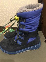 Зимние ботинки Timberland 34 размер