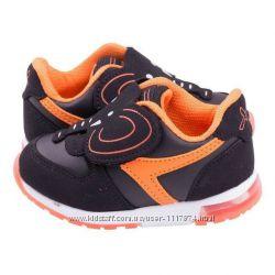 Акция 22,23,24р Светящиеся кроссовки для мальчиков Promax Турция, 1366-1