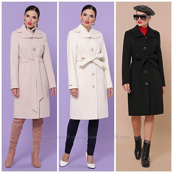 Распродажа Демисезонное кашемировое пальто, 44, 46, 48, 50, 52р, П-319-100-К