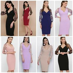 Женское коктейльное платье с вышивкой, S M L XL Флоренция В