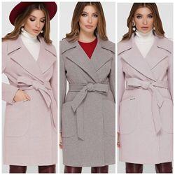 Демисезонное женское пальто, 42,44,46,48,50,52р, Пм-123