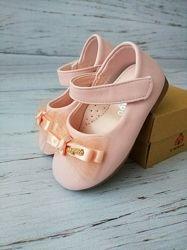 Туфли для девочек Kimboo, 17-22р, HJ93-1P
