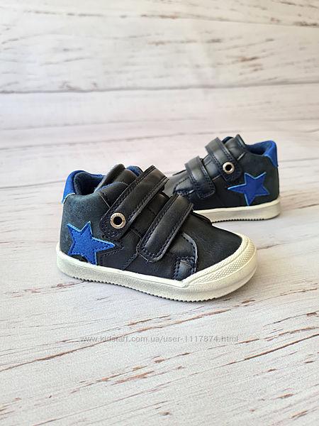 Акция 21-23р, Ботинки для мальчиков с. луч, e7802-3 blue