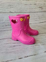 Резиновые сапоги Jose Amorales Украина, 28-35р, 116611 pink