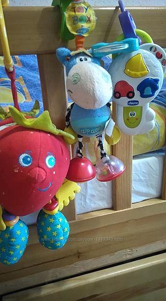 Іграшки на логіку інтерактивні