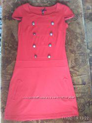 Стильное платье р. 46