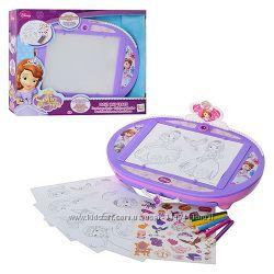Проектор для рисования принцесса София 205093 IMC Toys