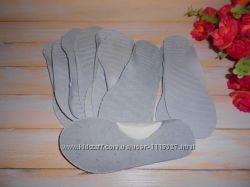 Кожаные стельки в тапочки р23-27-32 ТМ Vitaliya 15-17-20. 5 см стельки