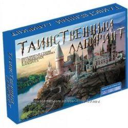 Настольная игра Arial - Таинственный Лабиринт, Искатели сокровищ ТМ Ариал