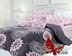 постельное белье, 1, 5, двухспальное, евро, ранфорс