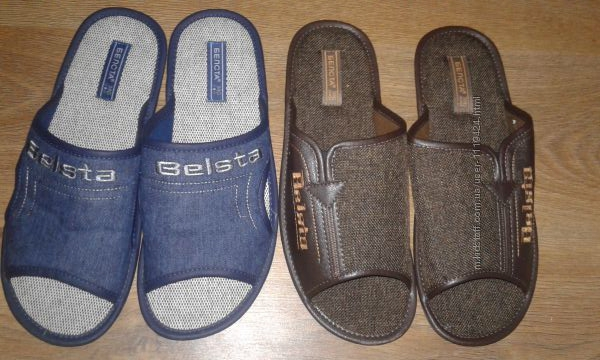 Мужские тапочки Белста, размер  44